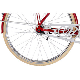 Viva Bikes Emilia Classic Dames, rood